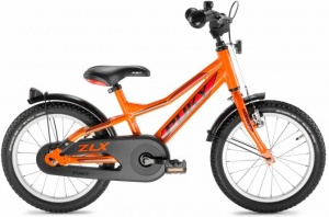 PUKY Rower ZLX18 ALU - ORANGE